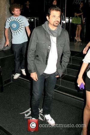Anil Kapoor 'Slumdog Millionaire' star leaving Katsuya restaurant in Hollywood Los Angeles, California - 12.08.09
