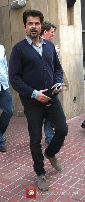 Anil Kapoor grabs some lunch in the town center whilst attending Comic Con 2009 San Diego, California - 24.07.09