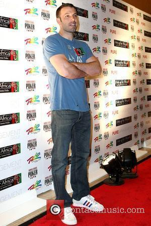Ben Affleck Ante Up for Africa celebrity poker tournament at the Rio Hotel & Casino Las Vegas, Nevada - 02.07.09
