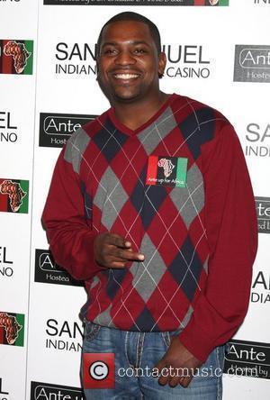 Mekhi Phifer  The 2nd Annual 'Ante Up For Africa' poker tournament at the San Manuel Indian Bingo & Casino...