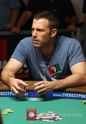Ben Affleck Ante Up for Africa celebrity poker tournament at the Rio Hotel and Casino - Inside Las Vegas, Nevada...