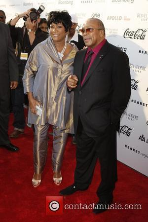 Patti Labelle and Quincy Jones