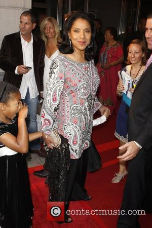 Phylicia Rashad and her children Apollo Theater 75th Anniversary Gala at The Apollo Theater - arrivals  New York City,...