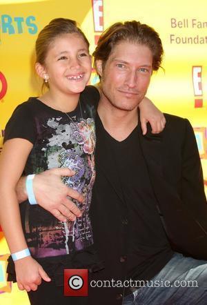 Sean Kanan & Daughter Simone  2009 P.S. Arts Express Yourself event held at Barker Hanger Santa Monica, California -...