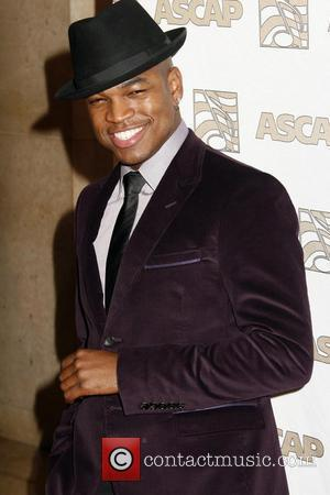 Ne-yo and Beverly Hilton Hotel