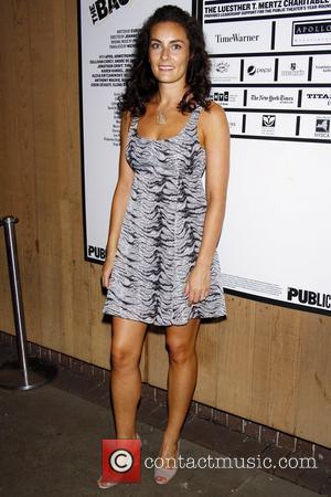 Laura Benanti Opening Night of 'The Bacchae' at the Delacorte Theater in Central Park New York City, USA - 24.08.09