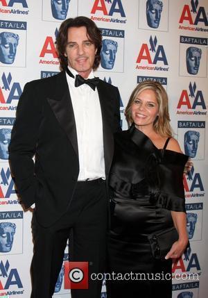 Rick Springfield and Barbara Springfield 18th Annual BAFTA/LA Britannia Awards held at the Hyatt Regency Century Plaza Los Angeles, California...