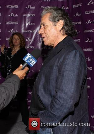 Edward James Olmos 'Battlestar Galactica' screening as part of the Envelope Screening Series, presented by the Los Angeles Times at...