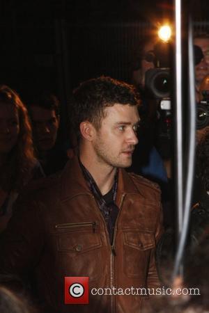 Justin Timberlake and Tempelhof Airport
