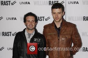 Trace Ayala, Justin Timberlake and Tempelhof Airport