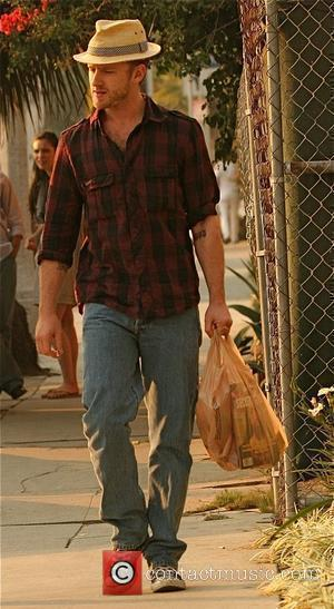 Ben Foster leaves Ralphs in Santa Monica Los Angeles, California - 15.10.09