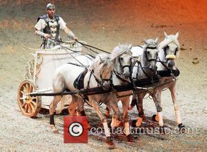 Ben Hur Live At The O2 Arena