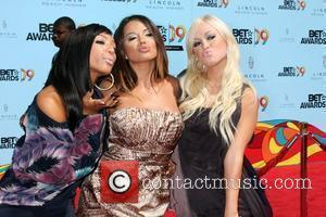 Girlicious and Bet Awards