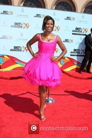 Omarosa Manigault-Stallworth 2009 BET Awards held at the Shrine Auditorium - Arrivals Los Angeles, California - 28.06.09