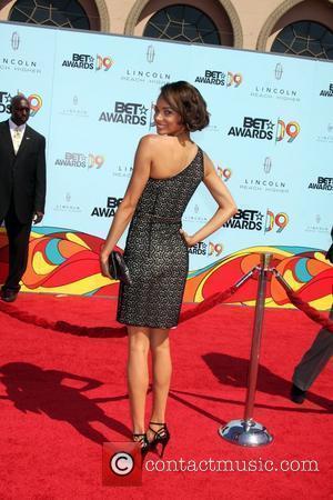 Rochelle Aytes 2009 BET Awards held at the Shrine Auditorium - Arrivals Los Angeles, California - 28.06.09