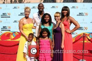 Terry Crews, Family and Bet Awards