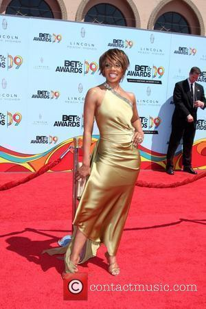 Wendy Raquel Robinson 2009 BET Awards held at the Shrine Auditorium - Arrivals Los Angeles, California - 28.06.09