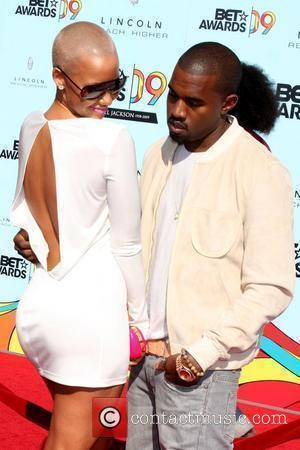 Amber Rose, Kanye West and Bet Awards