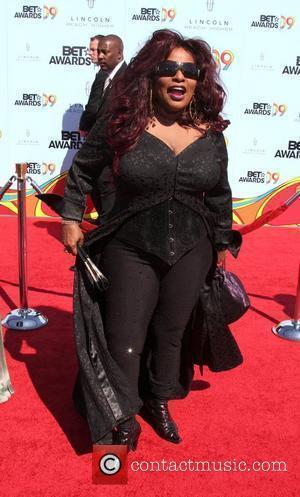 Chaka Khan 2009 BET Awards held at the Shrine Auditorium - Arrivals Los Angeles, California - 28.06.09