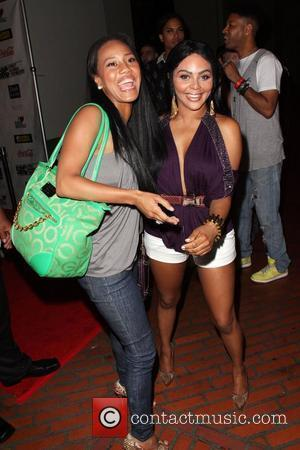 Lil' Kim BET Late night after party held at Union Station Los Angeles, California - 28.06.09