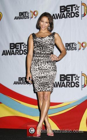 Paula Patton and Bet Awards