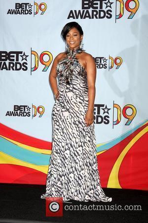 Trina 2009 BET Awards held at the Shrine Auditorium - Press Room Los Angeles, California - 28.06.09