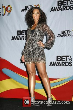 Alicia Keys and Bet Awards