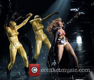 Beyonce Knowles and Madison Square Garden