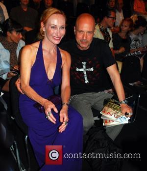Andrea Sawatzki, Christian Berkel and Mercedes Benz Fashion Week