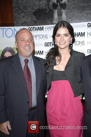 *file photos* * BILLY JOEL AND WIFE SEPARATE BILLY JOEL and his wife KATIE LEE have split.  Reps for...
