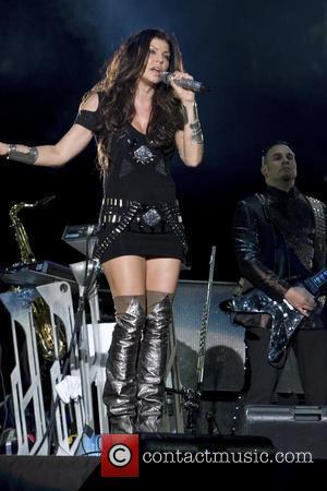 Fergie and U2