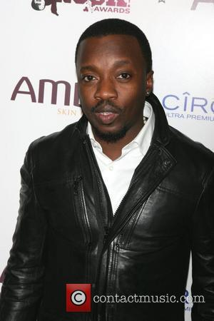 Anthony Hamilton,  The Fourth Annual Black Girls Rock Awards at the New York Times Building New York City, USA...