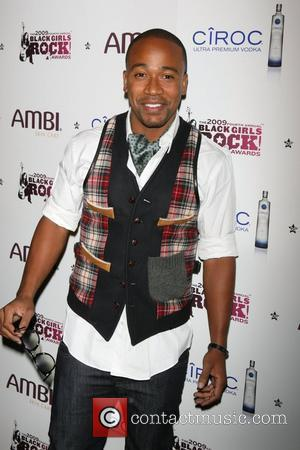 Columbus Short,  The Fourth Annual Black Girls Rock Awards at the New York Times Building New York City, USA...