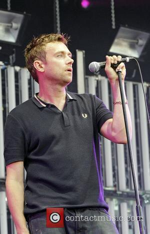 Damon Albarn and Blur