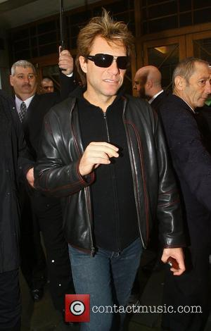 Bon Jovi Rules Out Return To Acting