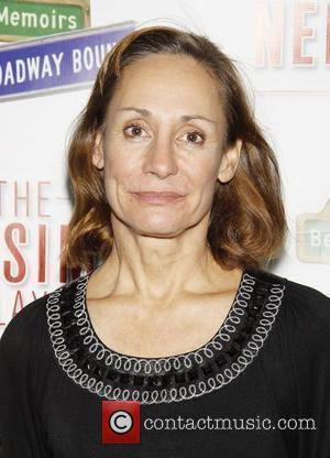 Laurie Metcalf from the TV show Roseanne Opening night after party for Neil Simon's 'Brighton Beach Memoirs ' on Broadway,...