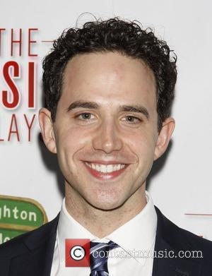Santino Fontana Opening night after party for Neil Simon's 'Brighton Beach Memoirs ' on Broadway, held at Tavern On the...