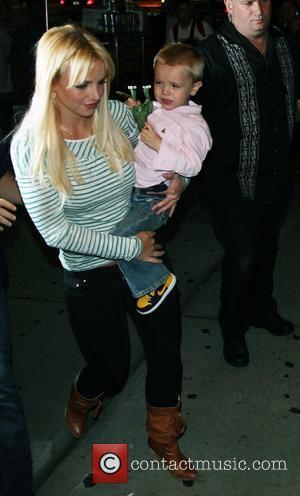 Britney Spears and Sean Preston