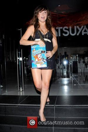 Brittany Flickinger, Mtv and Paris Hilton