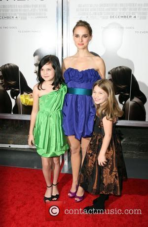 Bailee Madison and Natalie Portman