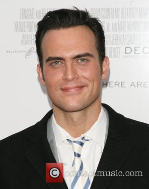 Cheyenne Jackson The Cinema Society, Details and DKNY Men screening of 'Brothers' at the SVA Theatre - arrivals New York...