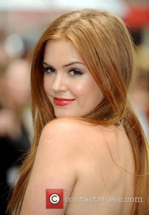 Isla Fisher and Empire Leicester Square