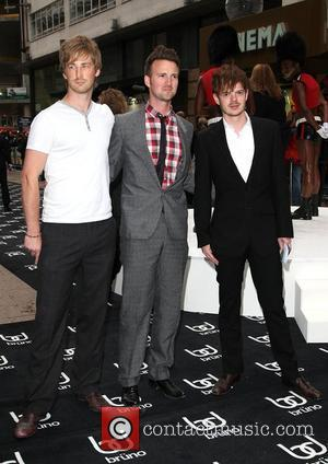 The Feeling UK film premiere of 'Bruno' held at the Empire Leicester Square London, England - 17.06.09