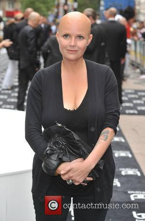 Gail Porter and Empire Leicester Square