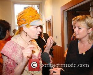 Vivienne Westwood and Bafta