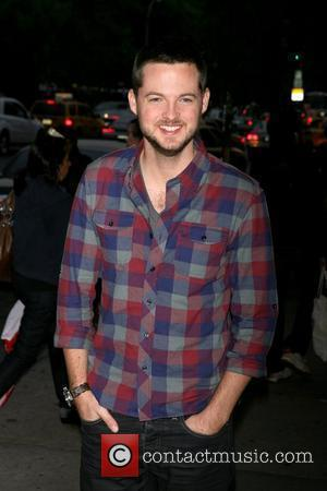 Damien Fahey New York premiere of 'The Burning Plain' at The Landmark Theatre - Arrivals New York City, USA -...