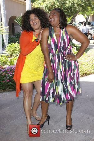 Kym Whitley, Mo'Nique 2009 Cable's Summer Press Tour - Day 3 at The Langham Huntington Hotel & Spa in Pasadena...