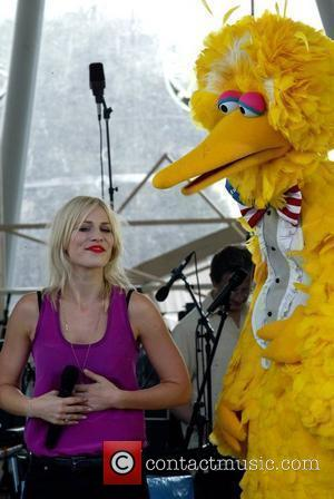 Big Bird Becomes Unlikely Face Of Presidential Election