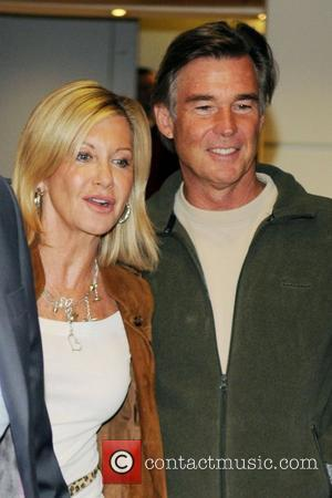 Olivia Newton-john and Her Husband John Easterling