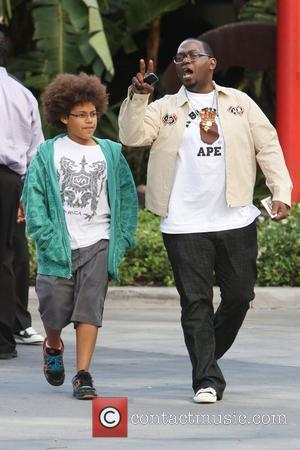Randy Jackson and His Son Jordan Jackson